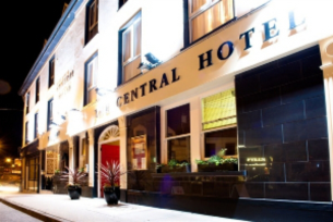 Central hotel conference and leisure centre hotels donegal town for Hotels in donegal town with swimming pool