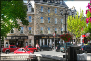 Abbey hotel hotels donegal town for Hotels in donegal town with swimming pool