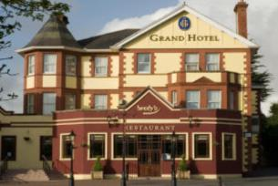 Grand hotel hotels wicklow town for Waterford grand