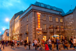 H And M Galway The House Hotel - Hôtels - Galway City | Ireland.com