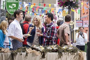 Image result for Carlingford Oyster Festival