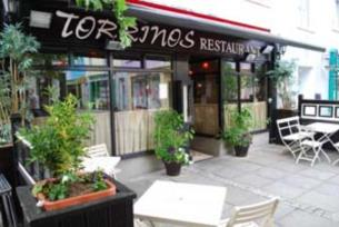 Torrinos Italian Restaurant Restaurants Westport